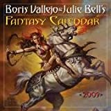 Boris Vallejo & Julie Bell's 2009 Fantasy Calendar. (Wall Calendars)