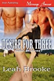 Desire for Three [Desire, Oklahoma 1]