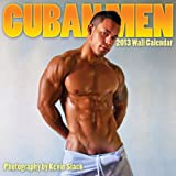 Cuban Men 2013 Calendar
