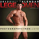 Legend Men 2013 Calendar