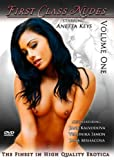First Class Nudes - Vol. 01: Anetta Keys [Collector's Edition]