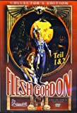 Flesh Gordon 1 + 2 ( Limitierte Collector's Edition ) [2 DVDs]
