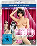 Burlesque Cabaret Girls [3D Blu-ray + 2D Version]